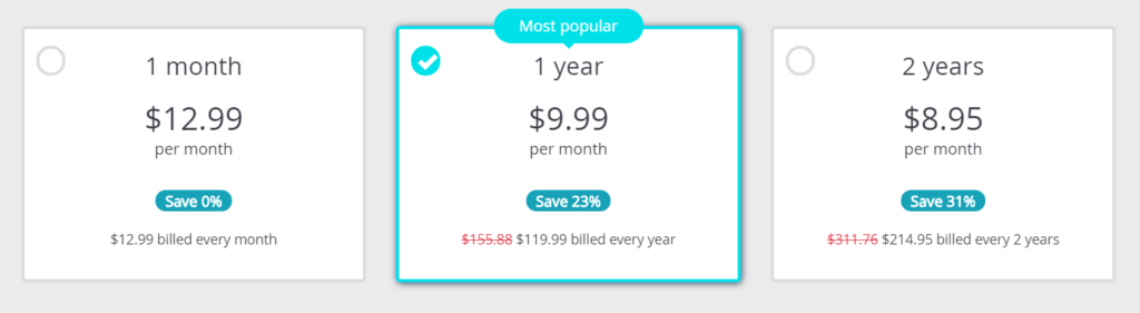 perfectprivacy_pricing